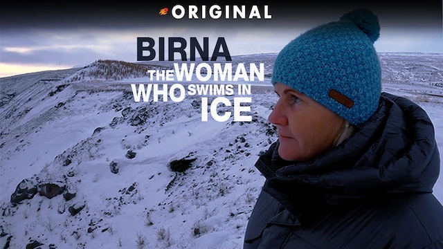 TRAILER - Birna. The Woman Who Swims In Ice