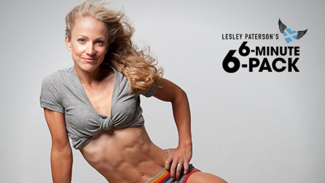Lesley Paterson / 6 Minute - 6 Pack