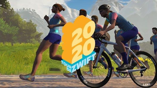 Tour de Zwift 2020