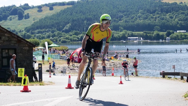 Bala Triathlon 2018 (Welsh Super Series)
