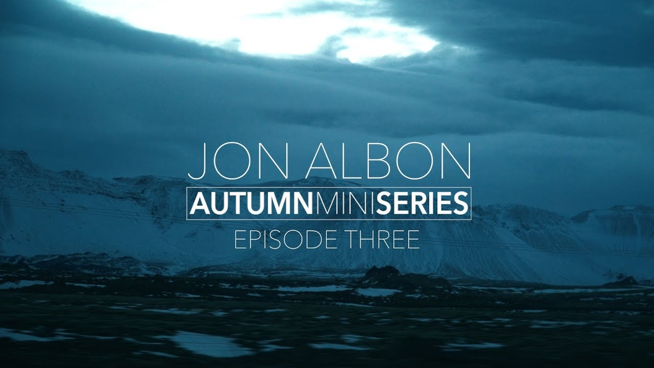 Jon Albon Mini Series Episode 3