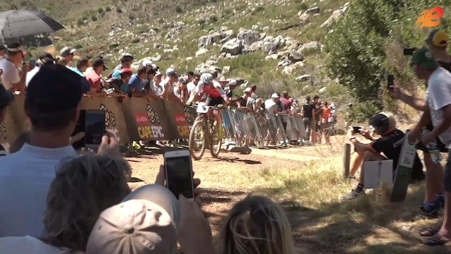 Cape Epic 2018 - Stage 1