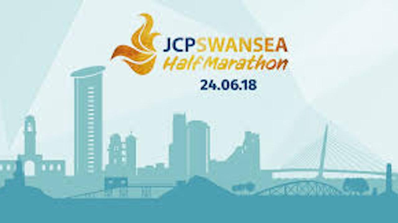 JCP Swansea Half Marathon 2018