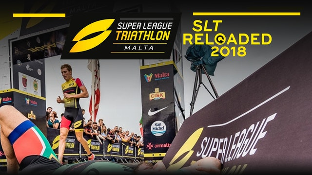Super League Triathlon Malta 2018