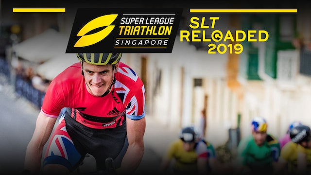 Super League Triathlon Singapore 2019