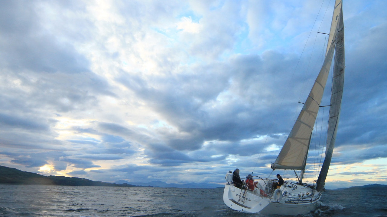 Three Peaks Yacht Race 2016