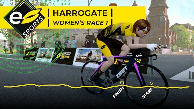 Superleague Women's Race (Harrogate C...