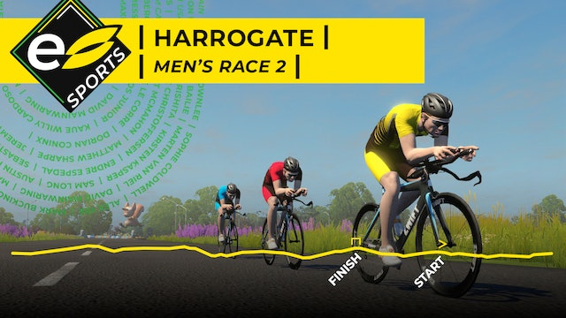 Superleague Men's Race 2 (Harrogate Circuit)