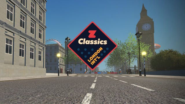 Zwift Classics London International
