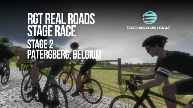 Echelon Racing League - RGT Real Roads Stage 2 / Patergberg, Belgium