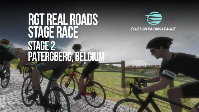 Echelon Racing League - RGT Real Road...