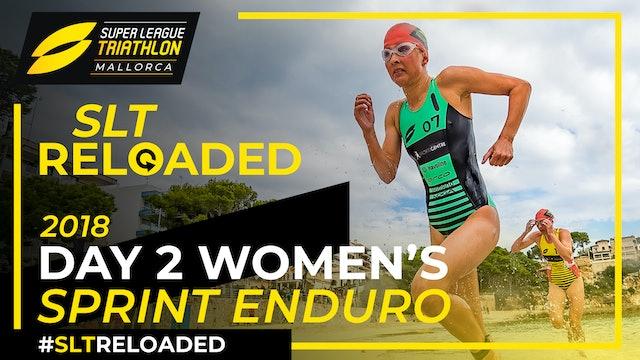 Super League Triathlon Mallorca 2018: Day 2 Women's Sprint Enduro