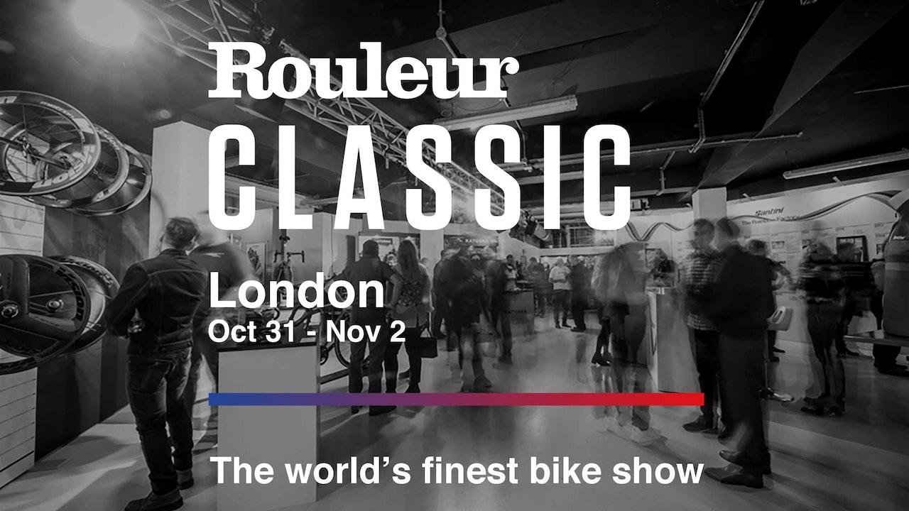 Rouleur Classic London 2019