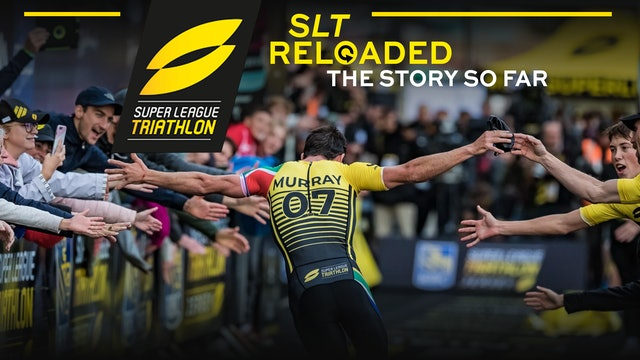 Super League Triathlon Reloaded Boxset