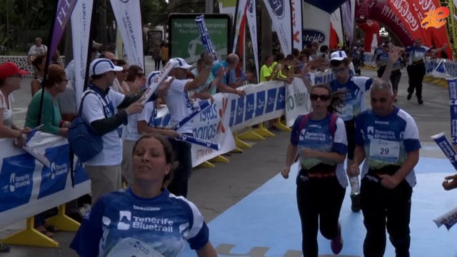 Tenerife Blue Trail 2016