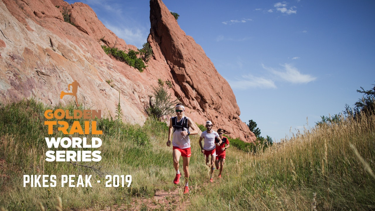 Salomon Golden Trail World Series 2019 – Round 5, Pikes Peak