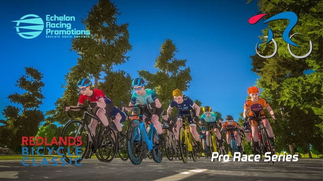 Echelon Racing League PRO Series - Redlands Bicycle Classic