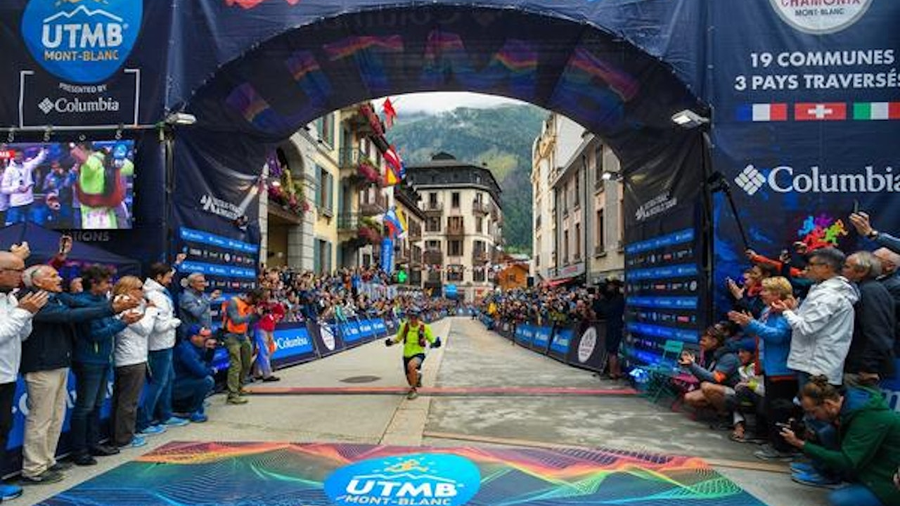 UTMB® - Inside Running and Being 2018