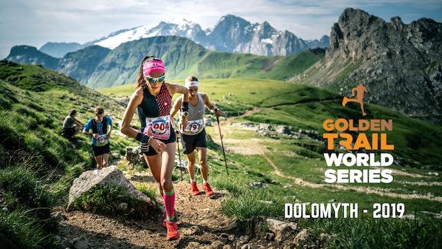 Salomon Golden Trail World Series 2019 – Round 3, Dolomyths Run