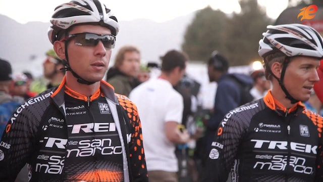 Cape Epic 2016 - Stage 1