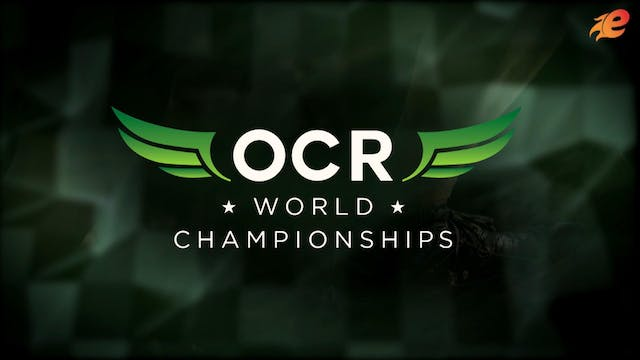 The OCR World championships 2018