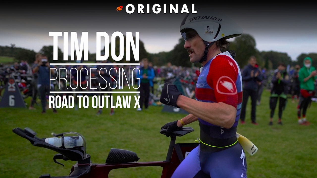 Tim Don: Processing. Road To Outlaw X