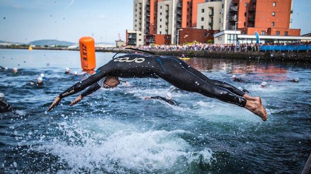 Swansea Triathlon 2018