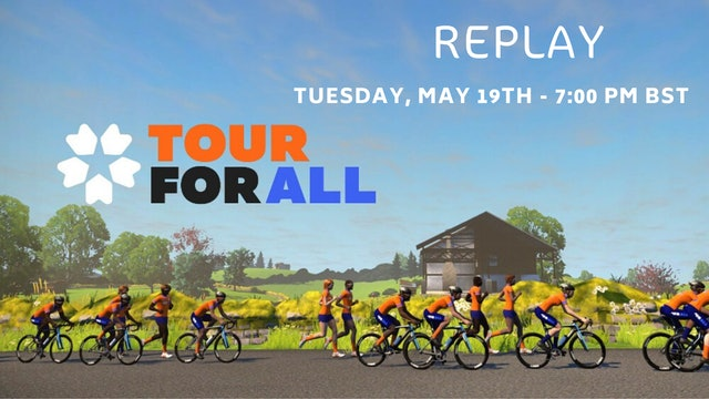 Tour For All (19 May 2020)