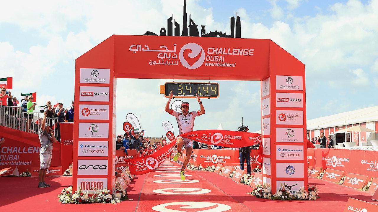 Challenge Dubai 2015