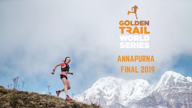 Salomon Golden Trail World Series 2019 – The Final, Annapurna Trail Marathon