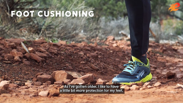 How To Be A Trail Runner : Shoes