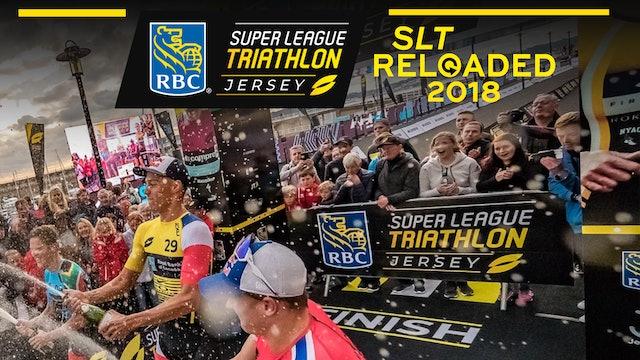 Super League Triathlon Jersey 2018