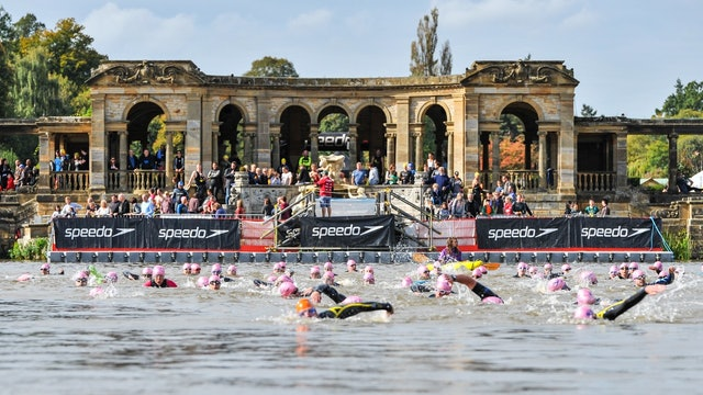 Hever Castle Triathlon 2017