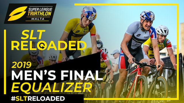 Super League Triathlon Malta 2019: Day 2 Men's Final Equalizer