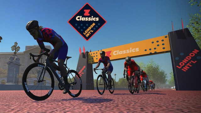 Zwift Classics 2020 - London