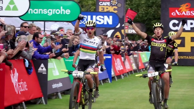 Cape Epic 2018 - Prologue