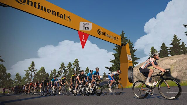 Virtual Tour De France - STAGE 5/ 18 ...