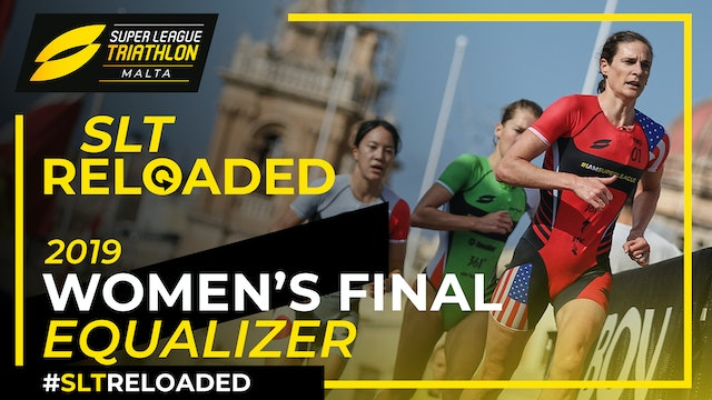Super League Triathlon Malta 2019: Day 2 Women's Final Equalizer