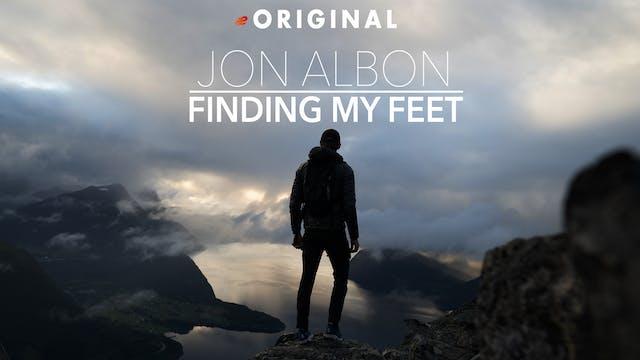 Jon Albon. Finding My Feet