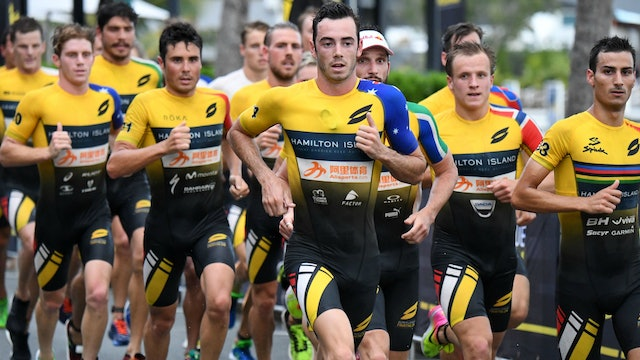 Super League Triathlon Series 2017