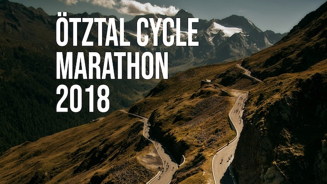 Oetztal Cycle Marathon 2018