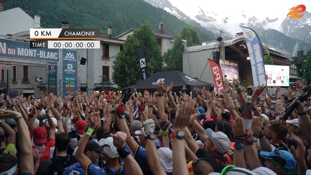 Salomon Golden Trail World Series 2019 – Round 2, Mont Blanc Marathon