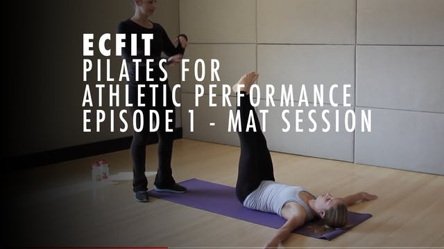 ECFIT - Pilates for Athletic Performa...