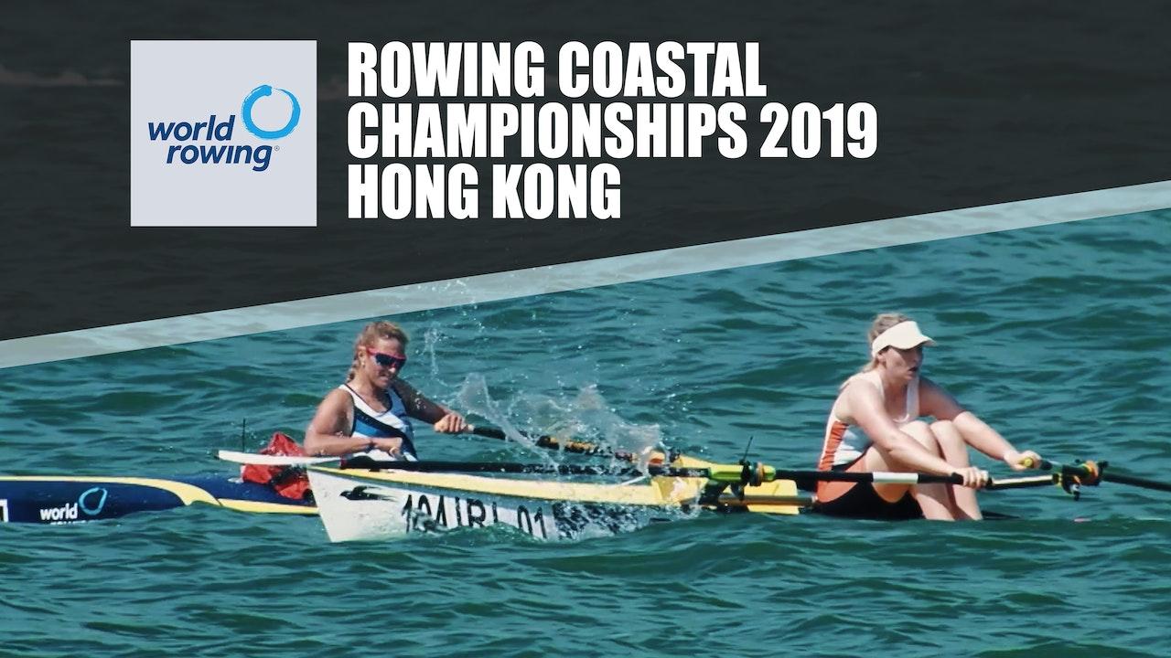 FISA 2019 World Rowing Coastal Championships - Hong Kong