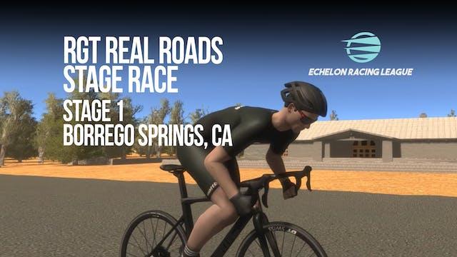 Echelon Racing League - RGT Real Road...