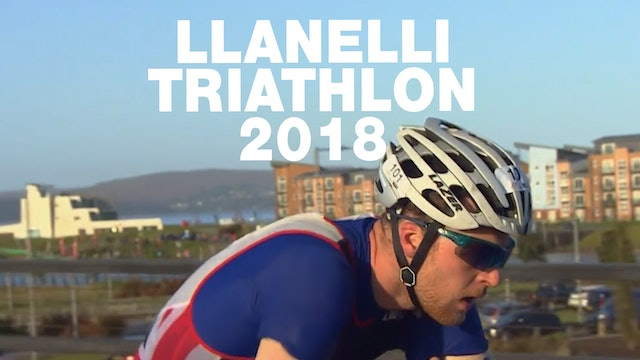Llanelli Sprint Triathlon (Welsh Super Series) 2018