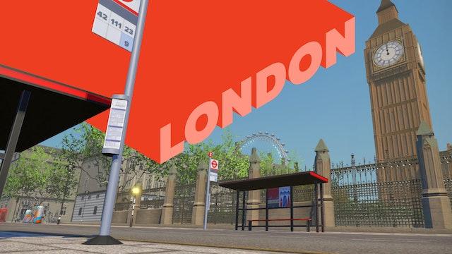 Tour de Zwift 2020 - London