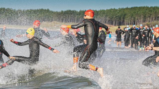 Sandman Triathlon 2019 (Round 6 Welsh Triathlon Super Series)