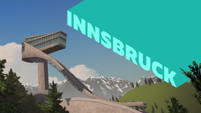Tour De Zwift 2020 - Innsbruck