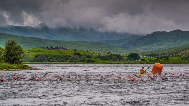 Snowman Triathlon 2019 (Round 4 Welsh Triathlon Super Series)